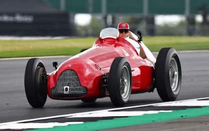 Da Fangio a Kimi, tutte le Alfa Romeo in F1. FOTO