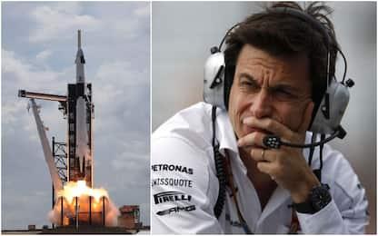 Mercedes no limits: Wolff punta allo spazio
