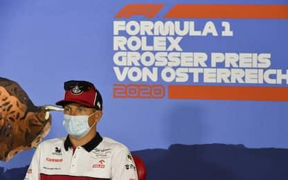 """Alfa, Raikkonen: """"Futuro? Presto per dirlo"""""""