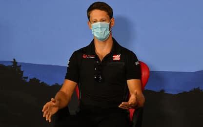 """Haas, Grosjean: """"Siamo in buona posizione"""""""