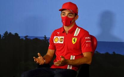 """Leclerc: """"Lotta per Mondiale? Non sarà facile"""""""