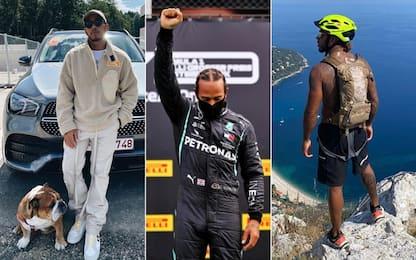 Dal lockdown a oggi: l'altro Mondiale di Hamilton