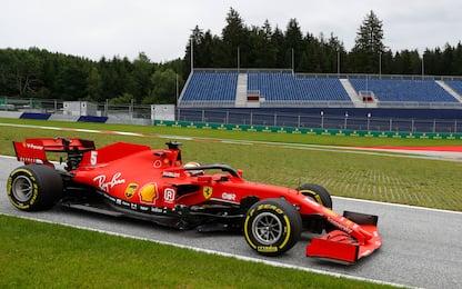 La F1 è tornata in pista in Austria. FOTO