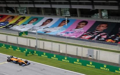 La F1 resta in Austria: i precedenti dei GP doppi