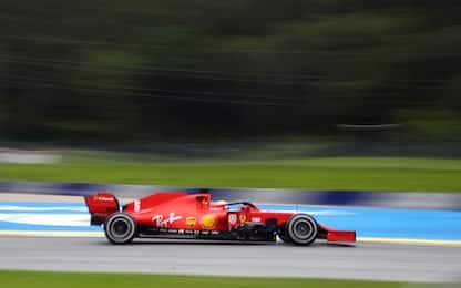 La Ferrari gioca in difesa, Mercedes già super