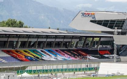 GP Austria, l'analisi tecnica delle libere