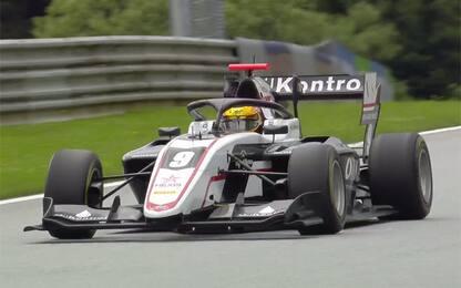 Formula 3, pole per Fernandez in Austria