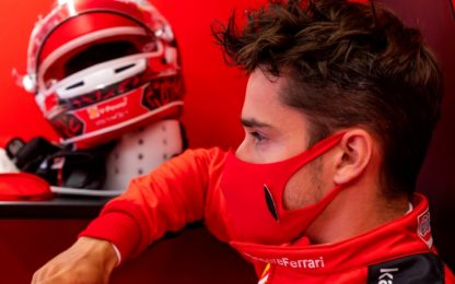 "Leclerc: ""Nessun miracolo, Mercedes lontane"""