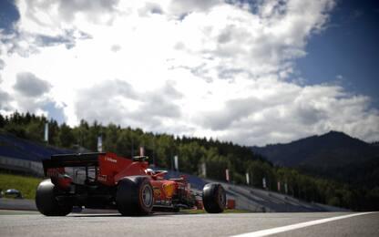 Qualifiche flop per Ferrari, ora servirà impresa