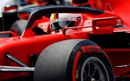Vettel eliminato nel Q2, non accadeva dal 2014