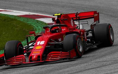 Austria, vince Bottas: Leclerc show, è 2°