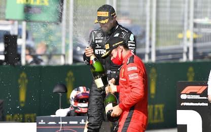 Bottas e Leclerc al top: le pagelle del GP Austria