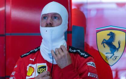 """Vettel: """"Ferrari? Abbiamo fallito entrambi"""""""