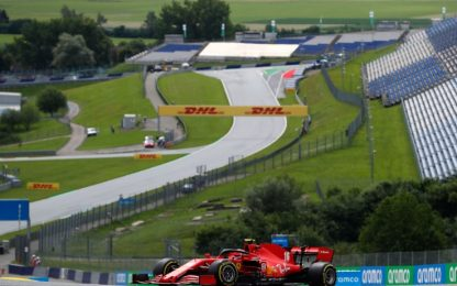 GP Austria/Stiria, secondo round: il programma