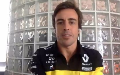 Ufficiale, Alonso torna in F1: in Renault dal 2021