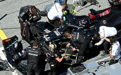 """Hamilton: """"Pressione? Devo fare un GP migliore"""""""