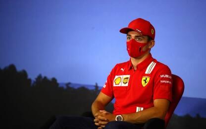 """Leclerc: """"Grande fiducia nei nuovi aggiornamenti"""""""
