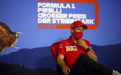 """Vettel: """"Io alla Red Bull? Sarebbe interessante"""""""