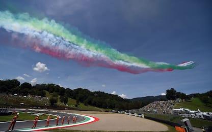 Mugello story: pista da orgoglio italiano. FOTO