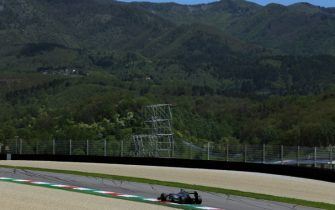 Michael Schumacher (GER) Mercedes AMG F1 W03. Formula One Testing, Mugello, Italy, Day Two, 2 May 2012.