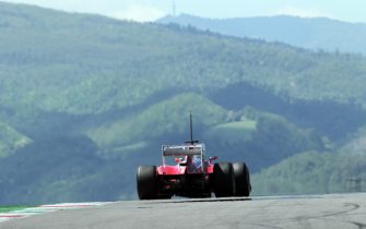 Felipe Massa (BRA) Ferrari F2012. Formula One Testing, Mugello, Italy, Day Two, 2 May 2012.