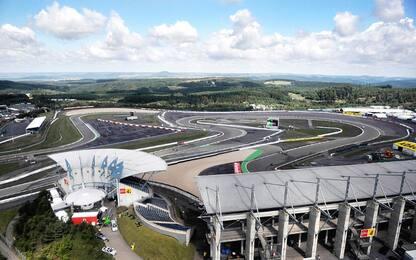 F1, 20mila spettatori ammessi al Nurburgring
