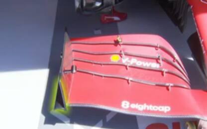 Novità Ferrari al GP d'Austria/Stiria: lo SkyTech