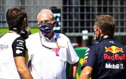 """Marko, no a Vettel: """"Pensiamo ai nostri piloti"""""""