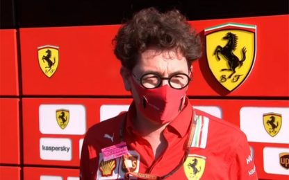 "Binotto: ""Mugello? C'è grande felicità"". VIDEO"