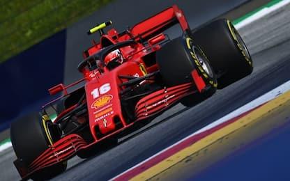 Ferrari: gioia per il GP al Mugello, meno in pista