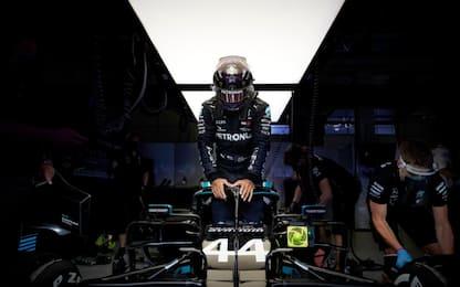 Hamilton fa il vuoto: l'analisi delle qualifiche