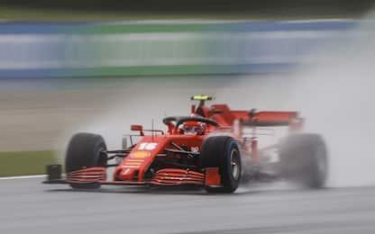 Sabato negativo per Leclerc: è 14° dopo penalità
