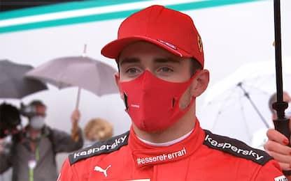 """Leclerc: """"Assetto giusto per domenica"""". VIDEO"""
