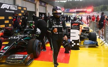GP Austria/Stiria: la griglia di partenza