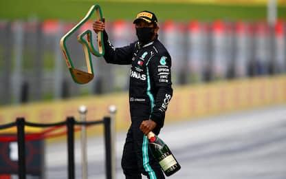 GP Stiria review: Hamilton migliora con il tempo