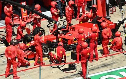 Una Ferrari in deficit, ma cosa manca alla SF1000?