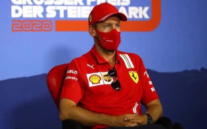 """Bild: """"Vettel-Aston Martin, colloqui in corso"""""""