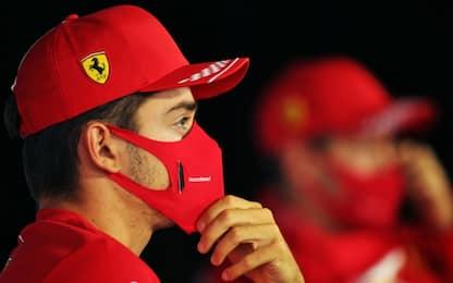 """Leclerc verso Istanbul: """"Circuito spettacolare"""""""