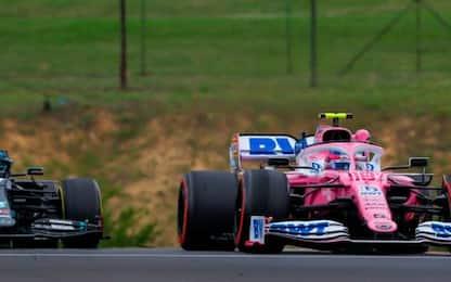 Indagine Racing Point: ipotesi e scenari. VIDEO