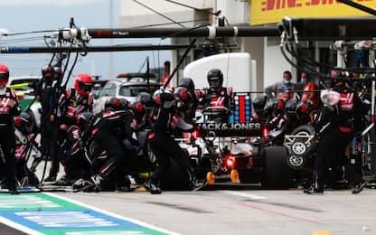 Haas penalizzate: 10'' a Magnussen e Grosjean