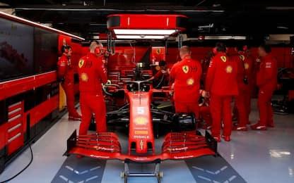 Ferrari, in Germania novità per la SF1000