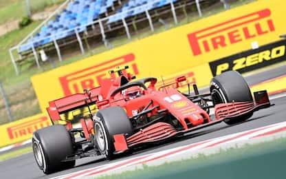 Ferrari, tentare la risalita è nel DNA della Rossa