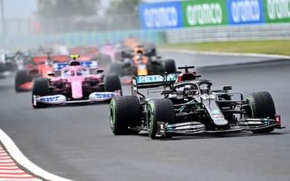 Analisi di un dominio: così è stato il GP Ungheria