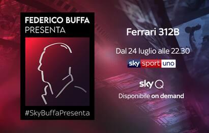 "#SkyBuffaPresenta: ""Ferrari 312B"""