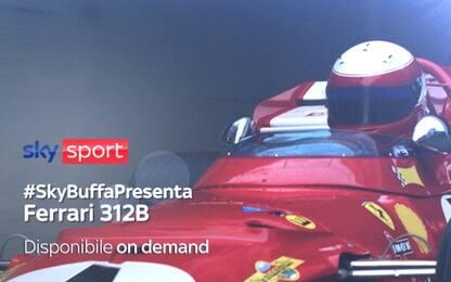 Ferrari 312B: il mito della rossa più iconica
