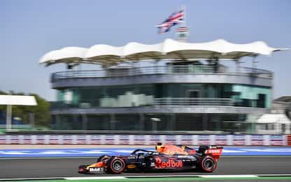 Red Bull, le novità portate a Silverstone. VIDEO