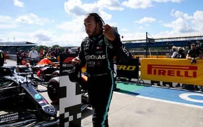 "Hamilton: ""Team favoloso"". Bottas: ""Dato tutto"""