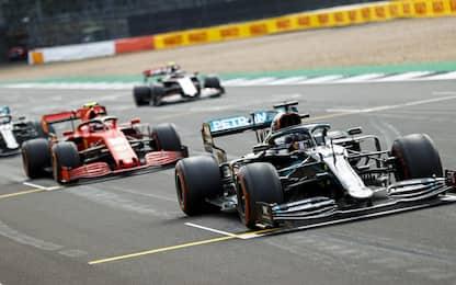 Hamilton, record vicino. Ferrari per il riscatto