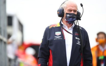 """Marko: """"Un mistero la velocità di Leclerc nel Q3"""""""