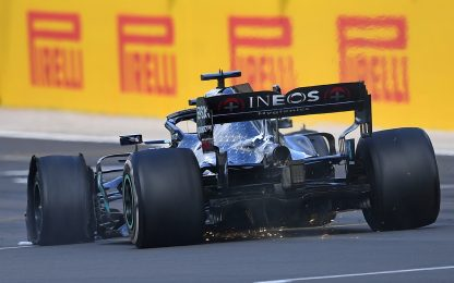 Silverstone review: Hamilton, l'uomo dei record